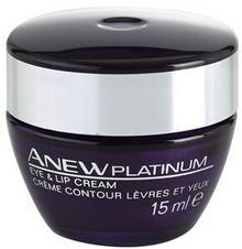 Avon Anew Platinum krem okolice oczu i usta Eye and Lip Cream 15ml