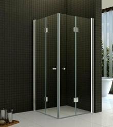 Rea Fold 100x100 szkło przejrzyste F100100