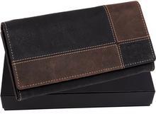 Always Wild portfel damski skóra D09 ALH C Elegancki portfel skórzany dla mod