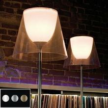 Flos Lampa stojąca KTRIBE F2 firmy srebrna