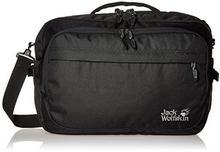 Jack Wolfskin Jack.pot de Luxe Bag torba na ramię, czarny, jeden rozmiar 2004741