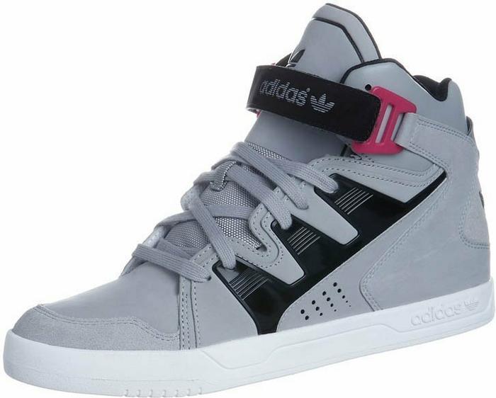 3e816ba013e72 adidas Mc-X 1 sportowe i Trampki wysokie szary AD112A0J2-C00 – ceny ...