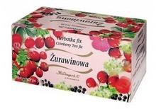 Herbata Zurawinowa Fix x 20