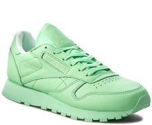 Reebok CL Leather Pastels BD2773 zielony