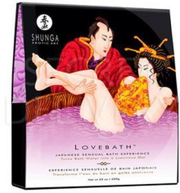 Shunga Lovebath Lotus zestaw do żelowej kąpieli o zapachu kwiatu lotosu E24922