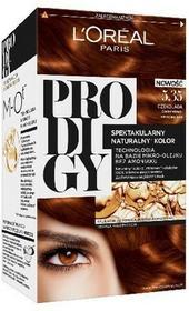 Loreal Prodigy5 5.35 Czekolada-czekoladowy miedziany brąz