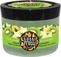 Farmona Tutti Frutti Kiwi & Karambola Cukrowy peeling do ciała 300g