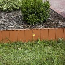 Prosperplast Palisada ogrodowa obrzeże 5,9m x 16cm Garden Fence Terakota (Jasny