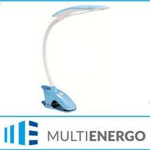 ActiveJet Lampka biurkowa LED AJE-DOMI niebieska