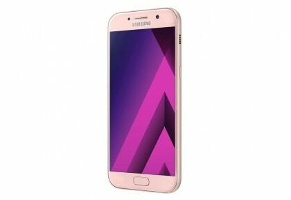 Samsung Galaxy A5 2017 Różowy