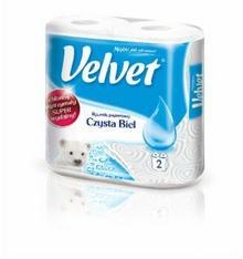 Velvet RĘCZNIK CZYSTA BIEL 2