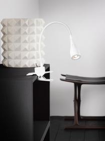 Nordlux MENTO lampa z klipsem LED Biały, 1-punktowy 75582001