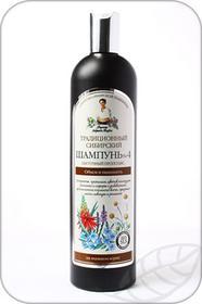 Pierwoje Reszenie szampon syberyjski Nr 4 puszystość i lekkość - 550 ml