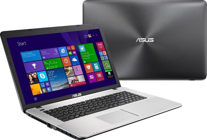 "Asus X751LK-T4007D 17,3"", Core i7 2,0GHz, 8GB RAM, 1000GB HDD (X751LK-T4007D)"