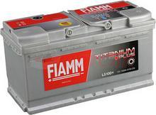 Fiamm Titanium PRO 12V 100Ah 870A (EN) P+