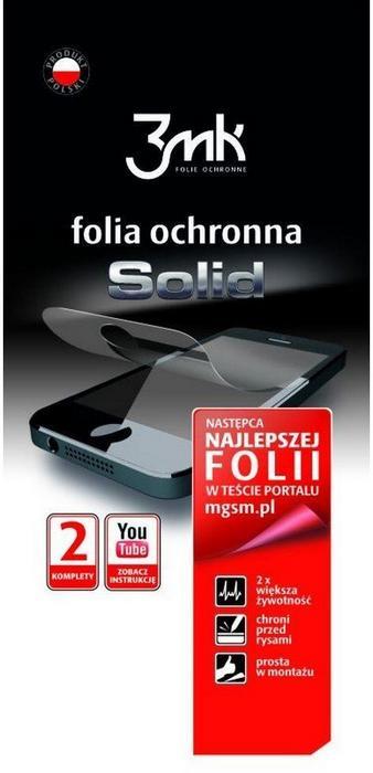 3MK Folia Solid do HTC Desire 510 2szt)
