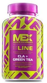 Mex CLA + Green Tea 90 kaps.