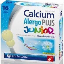 Polfa Calcium Alergo Plus Junior