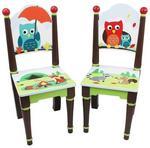 Fantasy Fields F.FIELDS Zaczarowany zestaw 2 krzesełek TD11740A