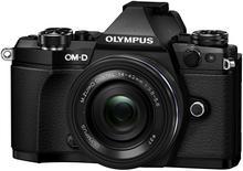 Olympus OM-D E-M5 Mark II + 14-42 kit 3D czarny