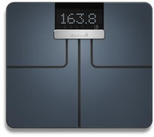 GarminIndex Smart Scale Czarny