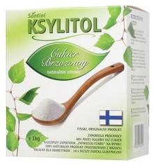 Danisco Ksylitol Santini 1kg - cukier brzozowy Sweeteners