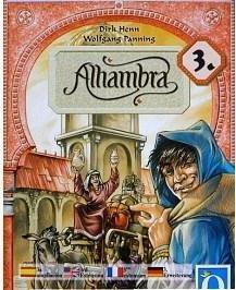 Queen Games Alhambra Dodatek 3. Mury miasta 100906