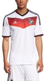 adidas Adidas Koszulka Piłkarska Reprezentacji Niemiec, Męska, Dfb, Wersja Domowa, Biało-Czerwona, Xxl, G87445