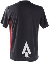 Karakal T-Shirt Pro Technical grafitowy T-Shirt 2016