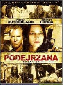 Podejrzana [DVD]