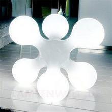 Kundalini Designerska Lampa stołowa Atomium