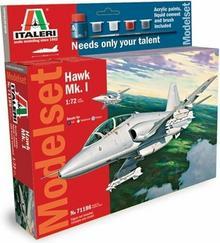 Italeri Model set home play Hawk Mk.1 71186