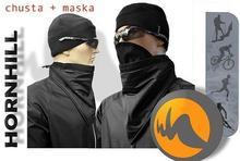 CHUSTA HORNHILL PACK + MASKA SOFTSHELL