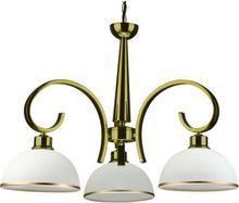 Candellux Klasyczna LAMPA wisząca OPRAWA Żyrandol DO salonu MANDARIN 33-00838 Patyna