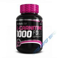 BioTech L-Carnitine 1000 60tab.