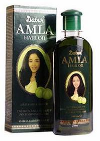 Dabur W: Olejek do włosów Amla