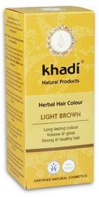 Khadi Henna naturalna jasny brąz