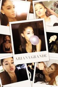 GBeye Ariana Grande Selfies - plakat LP2021
