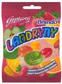 Goplana Cukierki o smaku owocowym Brando Landryny 90 g