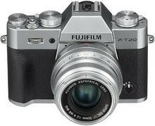 Fuji X-T20 + 35 WR srebrny