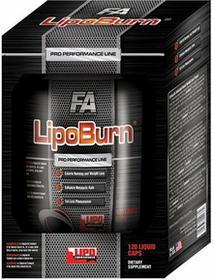 Fitness Authority LipoBurn 120 kaps