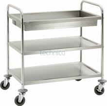 Bartscher Wózek do serwowania / transportowy TS 210 | , A300056 A300.056