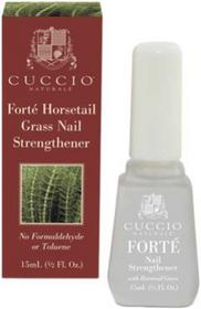 Cuccio FORTE HORSETAIL GRASS NAIL STRENGTHENER Botaniczny utwardzacz paznokci