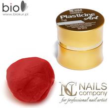 Nails Company PLASTELINA DO ZDOBIEŃ - Red - 5 g - Plasticine Art
