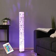 Lampenwelt Dekoracyjna lampa stojąca LED RGB ALISEA