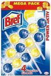 Henkel Bref Power Aktiv Lemon Zawieszka do muszli WC 3 x 50 g (HAN03687)