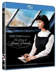 Dziennik Anny Frank Blu-Ray) George Stevens