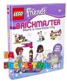 LEGO Friends Brickmaster Skarb w Heartlake City 31223