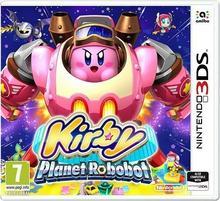 Nintendo Kirby: Planet Robobot 3DS