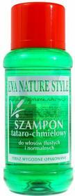 Pollena Eva Nature Style Szampon do włosów Tataro - Chmielowy 240 ml